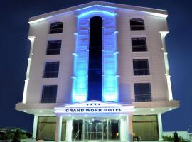 Foto do Hotel: Grand Work Hotel & SPA
