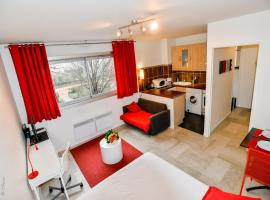 Hotel Photo: Studio Part Dieu Bellecombe