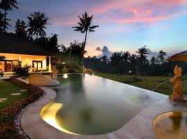 Hotel photo: Frangipani Villas