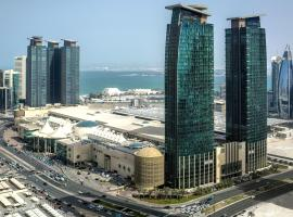 Hotel photo: Marriott Marquis City Center Doha Hotel