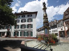 Hotel Photo: Hotel zum Spalenbrunnen