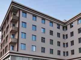 รูปภาพของโรงแรม: Etap Altinel Hotel Aliaga
