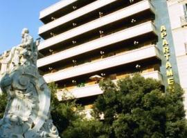 Hotel near ספרד
