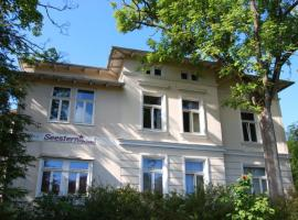 Hotel Photo: Apartmenthaus Seestern