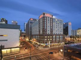 Hotel photo: Hilton Garden Inn Denver Downtown