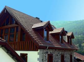 Hotel photo: Metsola Apartamentos Rurales