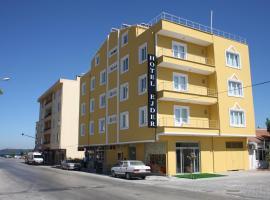 Фотографія готелю: Hotel Ejder