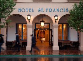Hotel near Santa Fe