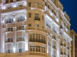 Hotel photo: Melia Plaza Valencia