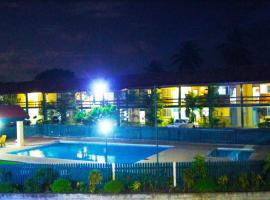 Hotel near Madang