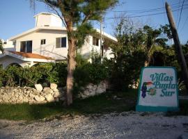 Hotel photo: Villas Punta Sur