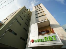 Hotel near Czedżu