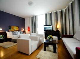 Hotel Photo: Hotel Unique Bucharest