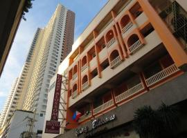 Hotel near Filipine