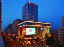 Hotel near Sinŭiju