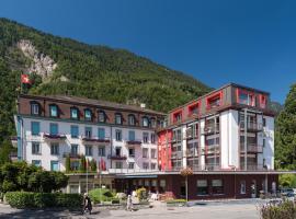 Hotel near Interlaken