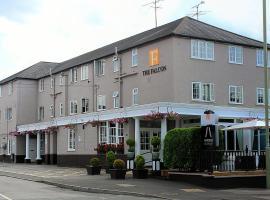 Hotel photo: Falcon Hotel