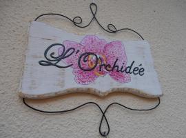 Hotel photo: L'Orchidée
