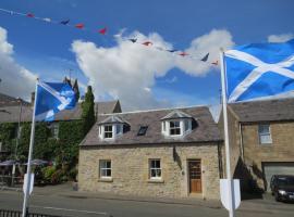 Hotel Photo: Scottish Borders Holiday Cottage