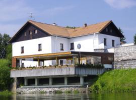 Hotel near Гавиржов