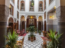Hotel photo: Riad Tahra & Spa