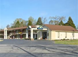Hotel photo: Sunset Inn Clarksville