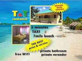 Hotel photo: T&T - Tatty and Tony Guesthouse