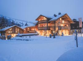 Hotel photo: Lech Lodge - Private Chalet