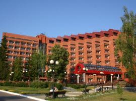 Ξενοδοχείο φωτογραφία: Pansionat Zarya