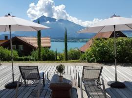 Hotel near Suíça