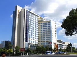 A picture of the hotel: Fliport Hotel Jinjiang Shiji