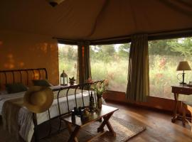 Hotel photo: Ikweta Safari Camp