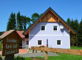 Hotel photo: Haus Karin Seidl