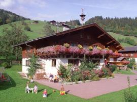 Hotel photo: Haus Katharina