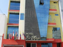 Фотографія готелю: Hotel Le Mans