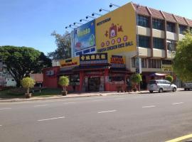 Hotel near Malakka