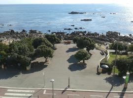 Hotel photo: Apartamento Com Vista Para O Mar
