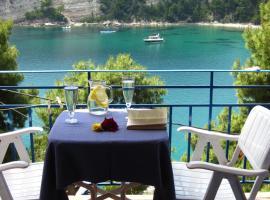 Hotel near Alonnisos