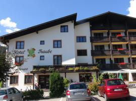 Hotel Photo: Hotel Traube