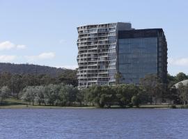 Hotel near Canberra
