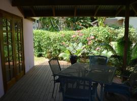 Hotel near Christmas Island