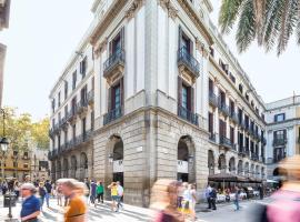 Hotel photo: Hotel DO Plaça Reial G.L.