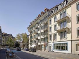 Hotel photo: Sorell Hotel Arabelle
