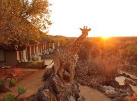 Hotel photo: Okutala Etosha Lodge