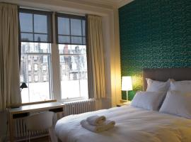 Фотография гостиницы: Grasshopper Hotel Glasgow