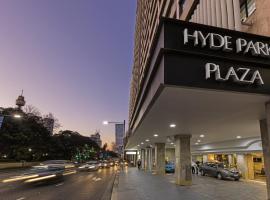 Hotel photo: Oaks Hyde Park Plaza