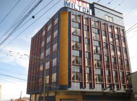 Hotel near La Paz