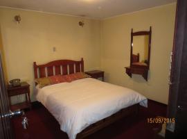 Фотографія готелю: Hotel Principal