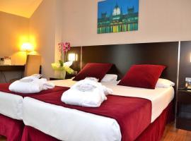 Hotel near Madryt