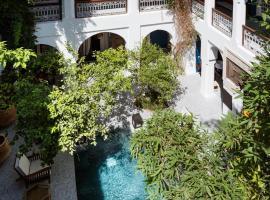 Hotel photo: Riad Les Yeux Bleus